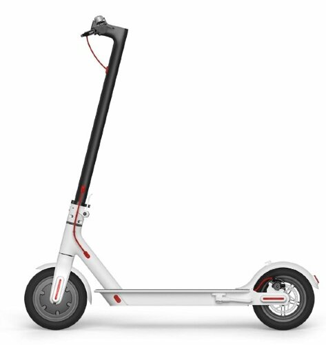 Электросамокат Xiaomi MiJia Smart Electric Scooter White M365