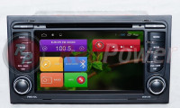 Redpower 21050 AUDI A4 на Android 4.4