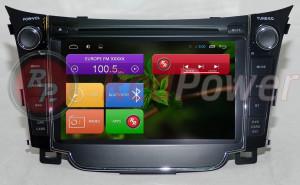 Redpower 21073 для Hyundai I30  Android 4