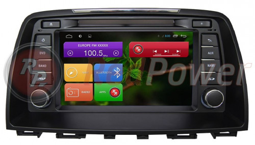 Redpower 18112 для Mazda CX-5 2012+Android 4