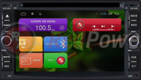 RedPower 21001 для Nissan 2 din на Android 4