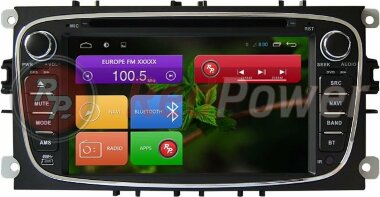 Redpower 21003B для Ford Focus Android 4.4 цвет черный — MIXUZ.RU