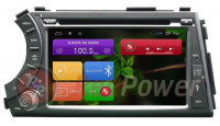 Redpower 21158 для SsangYong Kyron (Korando) Android 4